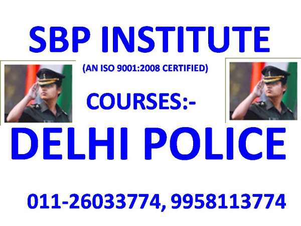 Best coaching institute for delhi police up police hr police exams