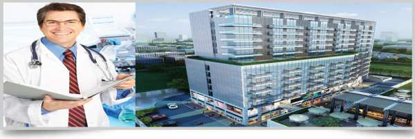 M3m cosmo plus offered medical suitese bedrooms in gurgaon