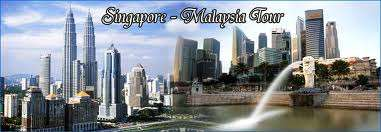 Singapore and malaysia tour package from delhi @ 60,000/-