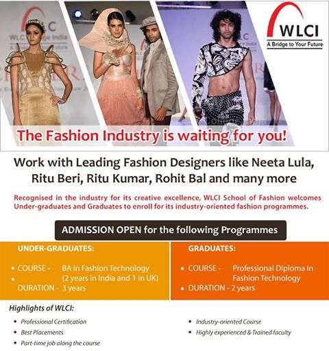 Top 50 Fashion Designing Colleges In India In Delhi Courses Classes 990294
