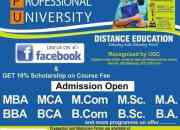 MCA distance course from LPU in Faridabad