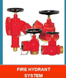 Fire hydrant system suppliers in noida ncr