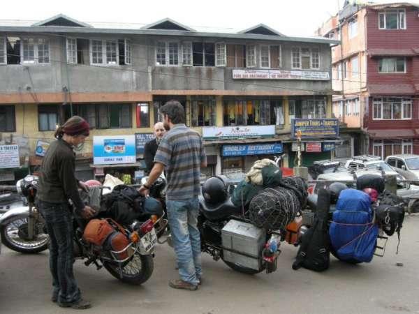 Motorcycle tours in india, nepal & bhutan