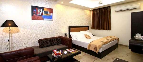 Hotel near delhi airport - hotelomegaresidency