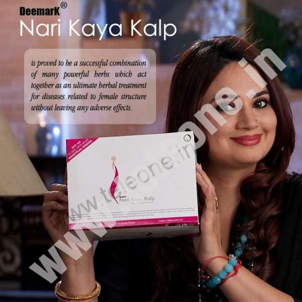 Nari kaya kalp ? to prevent irregular menstruation problems