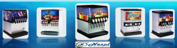 Buy soda machines and beverages spare parts online