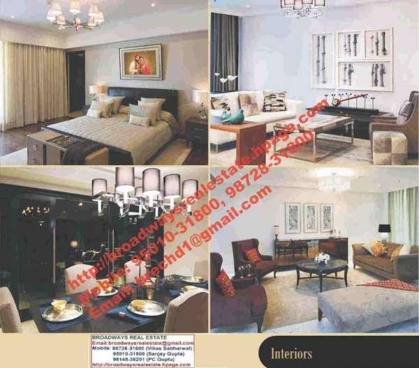 Dlf hyde park floors fresh booking at mullanpur chandigarh @broadways real estate