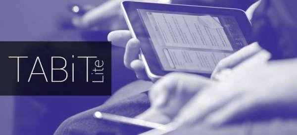 Pdf digital publishing software ? tabit lite