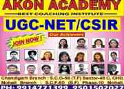Akon academy centre for ugc net coaching in chandigarh, mohali