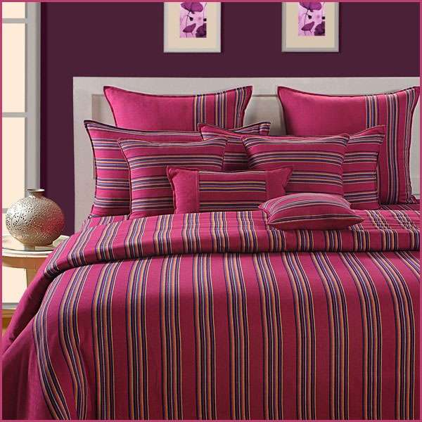 Buy magical linea designer bed sheets with free shipping in india-home by freedom