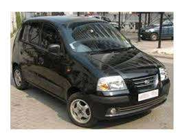 Hyundai-santro xing-gl plus (solid) bs-iv ? used cars in delhi