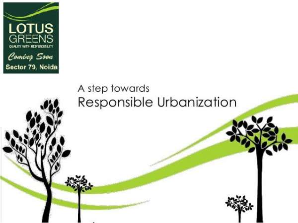 Apratments at sector 79 noida sale by lotus greens sports city