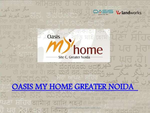 1bhk, 2bhk, 3bhk apartments for sale in greater noida location