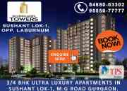 Silverglades New launch Sushant lok - 1 @ 8468003302