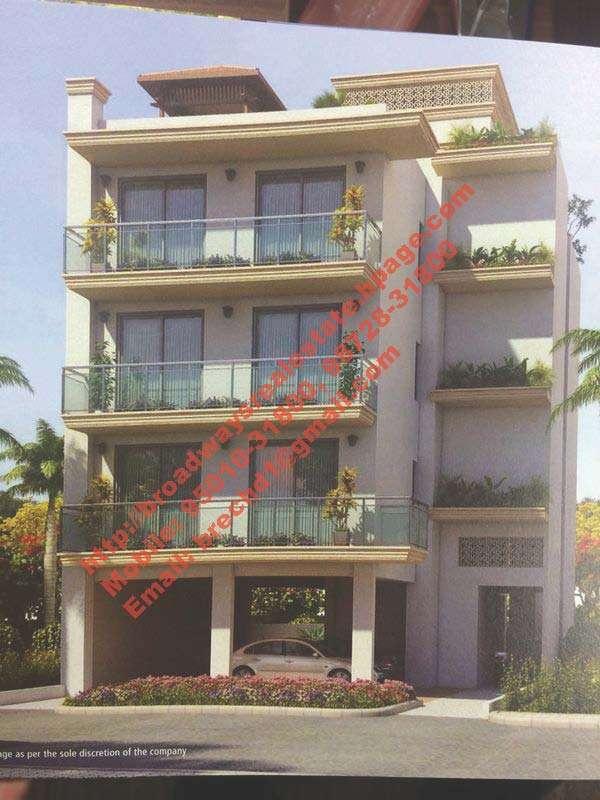 Dlf residences stilt+3 floors at new chandigarh mullanpur mohali @9501031800
