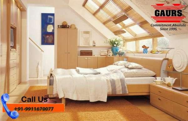 Gaur city studio apartments high standard of living @ 9911837788