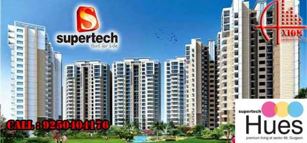 Supertech hues @9250404176@ sector 68 gurgaon