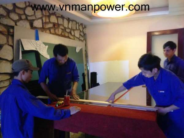 Providing vietnamese manpower (vietnam manpower supplier)