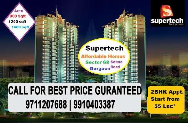 Supertech hues launch sohna road gurgaon @ 8468003302