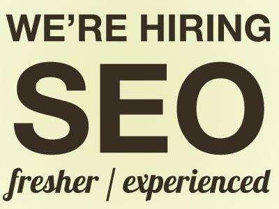 Search engine optimizer - seo/sem analyst-urgent requirement