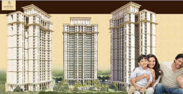 Luxury 2 & 3 bhk flats in mahagun mantra at affordable prices
