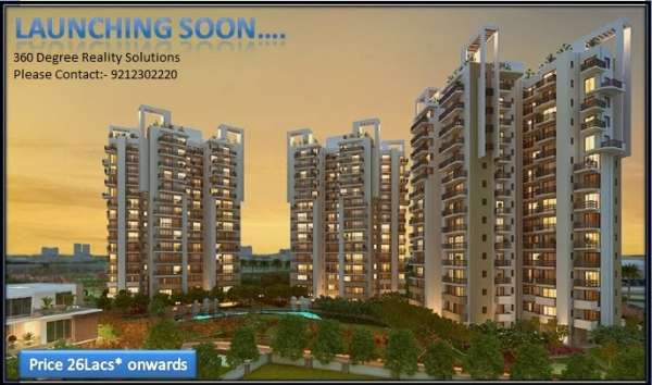 1000 trees sohna 1bhk and 2bhk flats for best price call 09212302220