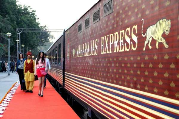 Luxury maharaja express - maharajas express