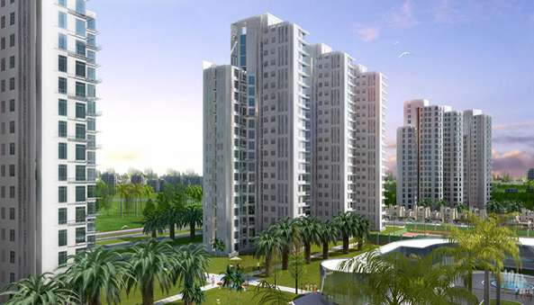 Lotus greens luxury flats @9999977720