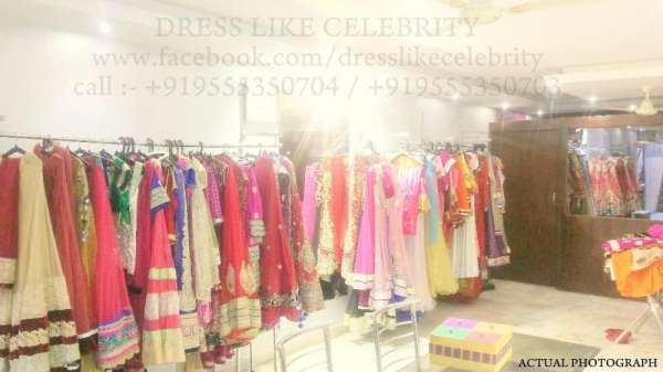 Party / wedding wear dresses available for men / women at reasonable rent