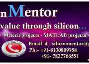 Vlsi m.tech./phd research projects in delhi/ncr