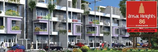 Ansal height 2 resale residential towers 1360 sqft 2bhk @9582922206 sector - 86 gurgao