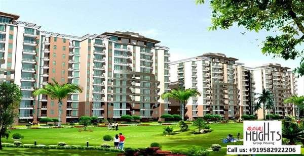 Aravali heights, resale 1207 sqft to 1600 sqft sector- 24, dharuhera