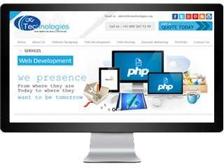 The best web development & web designing company in delhi