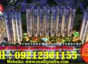 * Morpheus Bluebell * Cheapest residential Luxury Apartment In Noida Extension only @26
