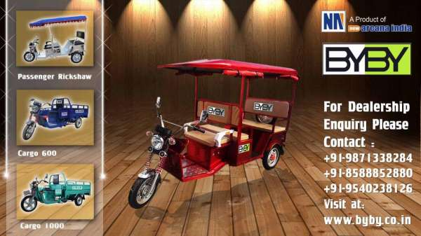 E-rickshaw, electric rickshaw, battery rickshaw