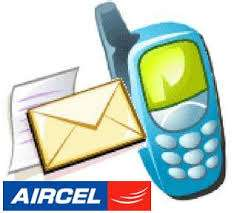 Aircel sms free packs for national & local - recharge with best sms pack