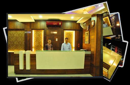 Affordable hotel in mathura up india