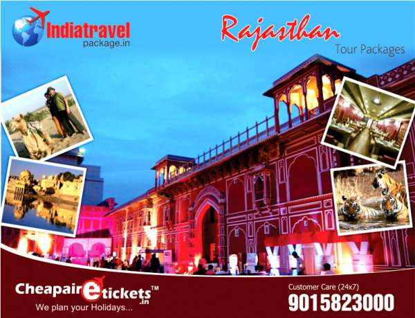 Book Rajasthan Tour Packages