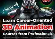 3d Animation professional institute delhi