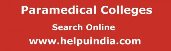 Search online paramedical colleges in india