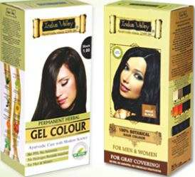 Indus valley ammonia & ppd free hair colour