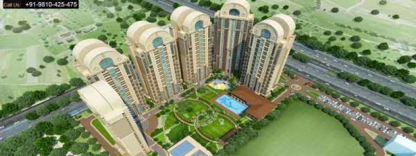 Ats tangerine new 3bhk residential property in sector 99a gurgaon