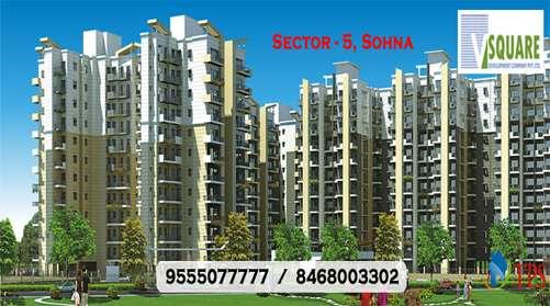 V square sector 5 sohna @ 8468003302
