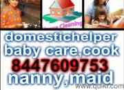 1,2,3, step to heir Maid, Cook, Babysitter, Driver 8447609753