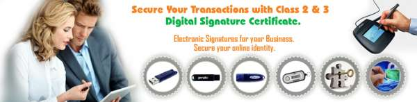 Easily renew your digital signature certificate at lowest price