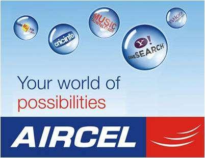 Prepaid mobile tariff plans - aircel chennai