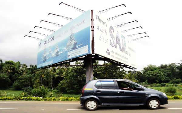 Tdi airports are the best places for advertising in india