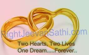 Find your life partner at rightjeevansathi.com