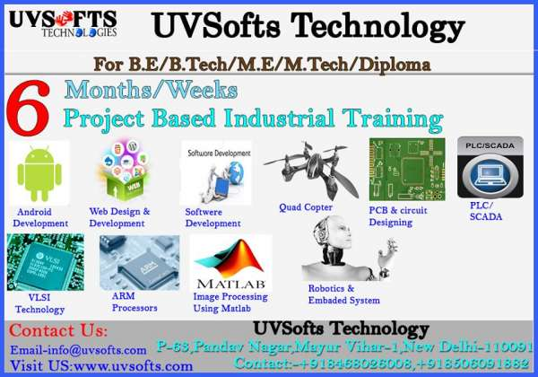 6week/month internship, live project, ready projects, project training institution