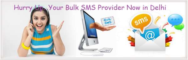 Best communication with the help of bulk sms service provider in delhi